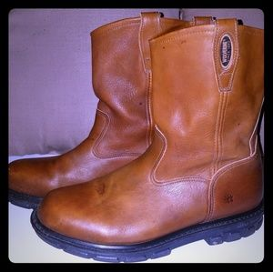 """Kenneth Cole """"Wolverine Multishox"""" Boots Mens 13EW"""